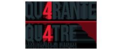 studio 44 logo